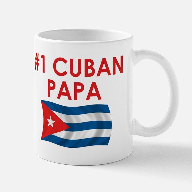#1 Cuban Papa Mug
