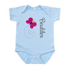 Cute Boulder Colorado Infant Bodysuit