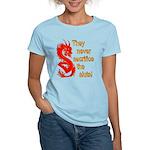 Sacrifice the Sluts Women's Light T-Shirt