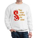 Sacrifice the Sluts Sweatshirt