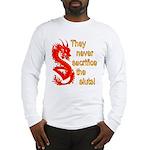 Sacrifice the Sluts Long Sleeve T-Shirt