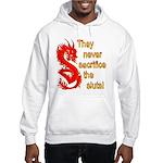 Sacrifice the Sluts Hooded Sweatshirt