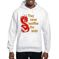 Sacrifice the Sluts Hoodie