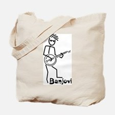 BANJOVI - BANJO DESIGN Tote Bag