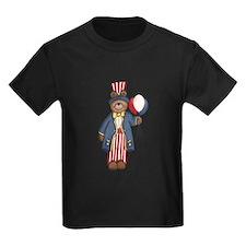 Patriotic Bear T