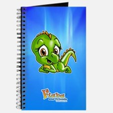 Baby Iguana Journal