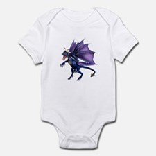 Blue Dragon Infant Creeper