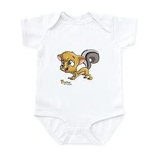 Baby Squirrel Infant Bodysuit