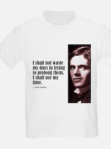 "London ""Waste My Days"" T-Shirt"
