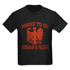 Proud German Polish T