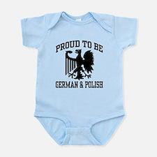 Proud German Polish Infant Bodysuit