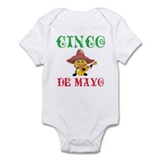 Fun Cinco De Mayo Infant Bodysuit
