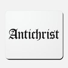 Antichrist Mousepad