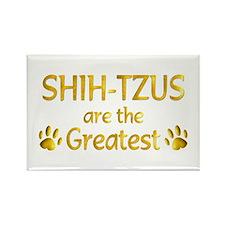 Shih-Tzu Rectangle Magnet (10 pack)
