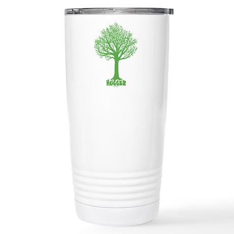 TREE hugger (dark green) Stainless Steel Travel Mu