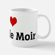 I Love Michele Moir Mug