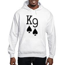 K9 - Canine - Poker Hoodie
