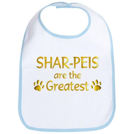 Shar-Pei Bib
