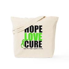 NonHodgkins HopeLoveCure Tote Bag