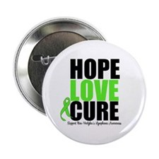 "NonHodgkins HopeLoveCure 2.25"" Button"