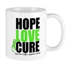 NonHodgkins HopeLoveCure Mug