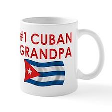 #1 Cuban Grandpa Mug