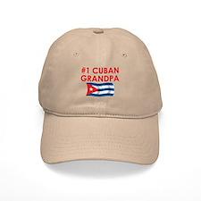 #1 Cuban Grandpa Baseball Cap