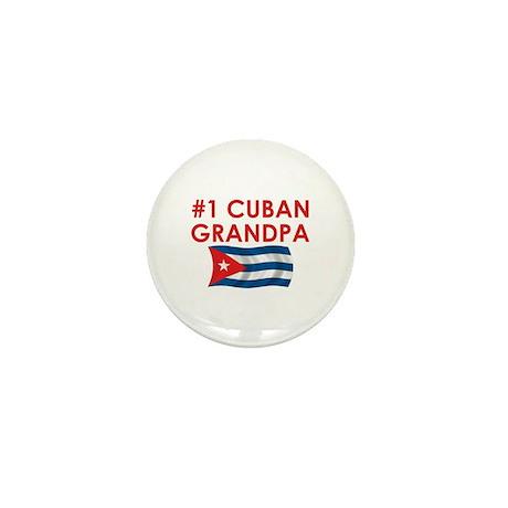 #1 Cuban Grandpa Mini Button (10 pack)