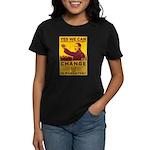 Stimulate Tyranny! Women's Dark T-Shirt