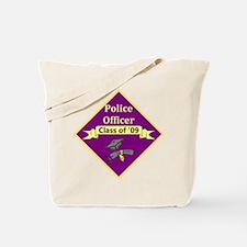 Police Grad Tote Bag