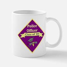 Police Grad Mug