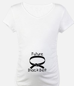 Future Black Belt Shirt