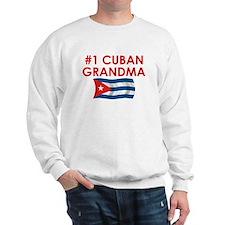 #1 Cuban Grandma Sweatshirt