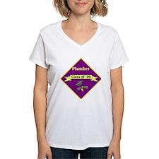 Plumber Grad Shirt