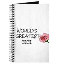 Cute Flower grandma Journal