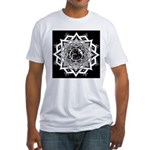 Ancient Celestial Fitted T-Shirt