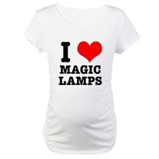 I Heart (Love) Magic Lamps Shirt