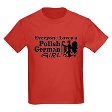 Polish German Girl T