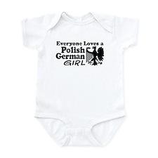 Polish German Girl Infant Bodysuit