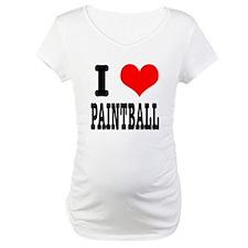 I Heart (Love) Paintball Shirt
