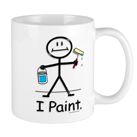 BusyBodies Painter Mug