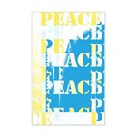 Words of PEACE Mini Poster Print