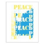 Words of PEACE Small Poster