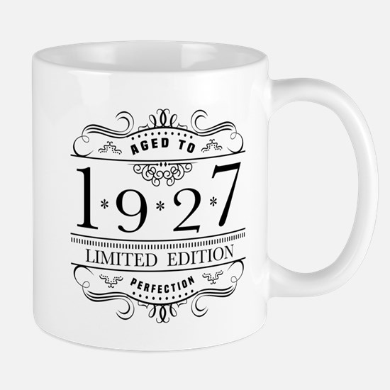 1927 Limited Edition Mugs