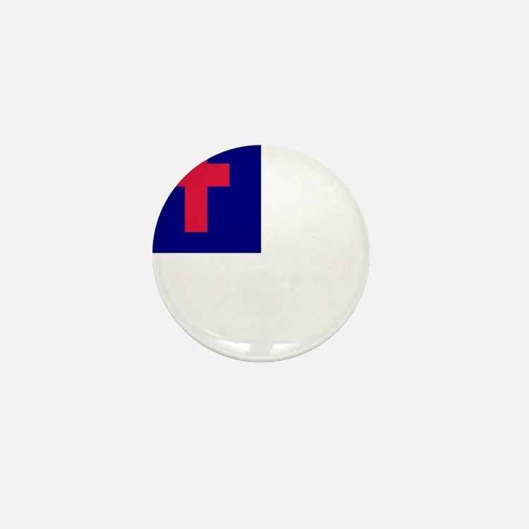 Christian Mini Button
