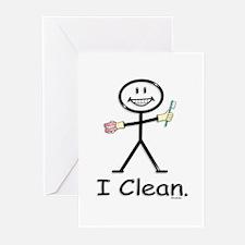 BusyBodies Dental Hygienist Greeting Cards (Packag