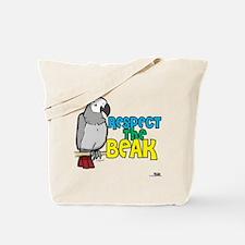 Respect the Beak! Tote Bag