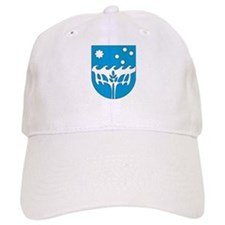 CHRISTMAS ISLAND Coat of Arm Baseball Baseball Cap