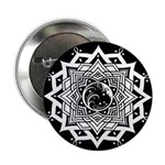 "Ancient Celestial 2.25"" Buttons (10 pack)"