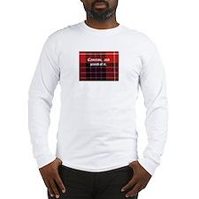 cameron tarton Long Sleeve T-Shirt